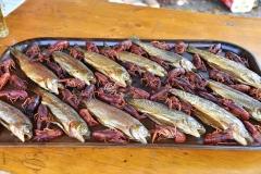 Fischräuchern