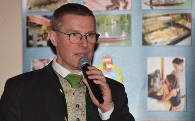 Felix Riefler ist neuer Bezirksfischermeister im Flachgau