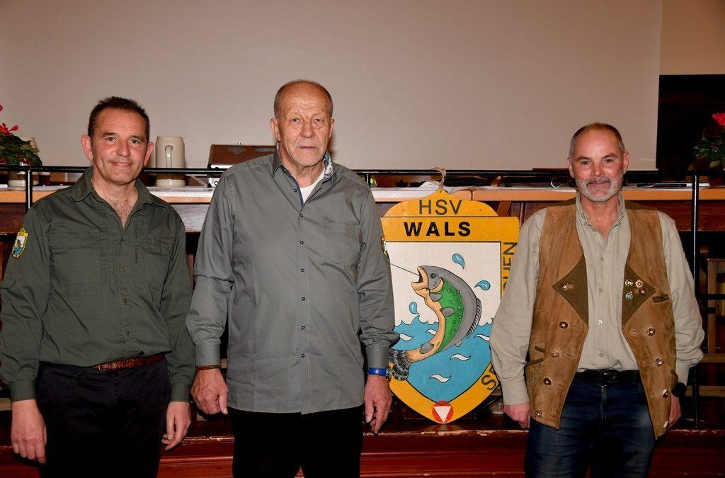 Generalversammlung des HSV Wals
