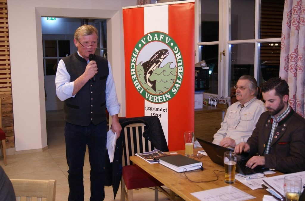Neuwahl beim FV Salzburg bestätigt Mag. Geroldinger