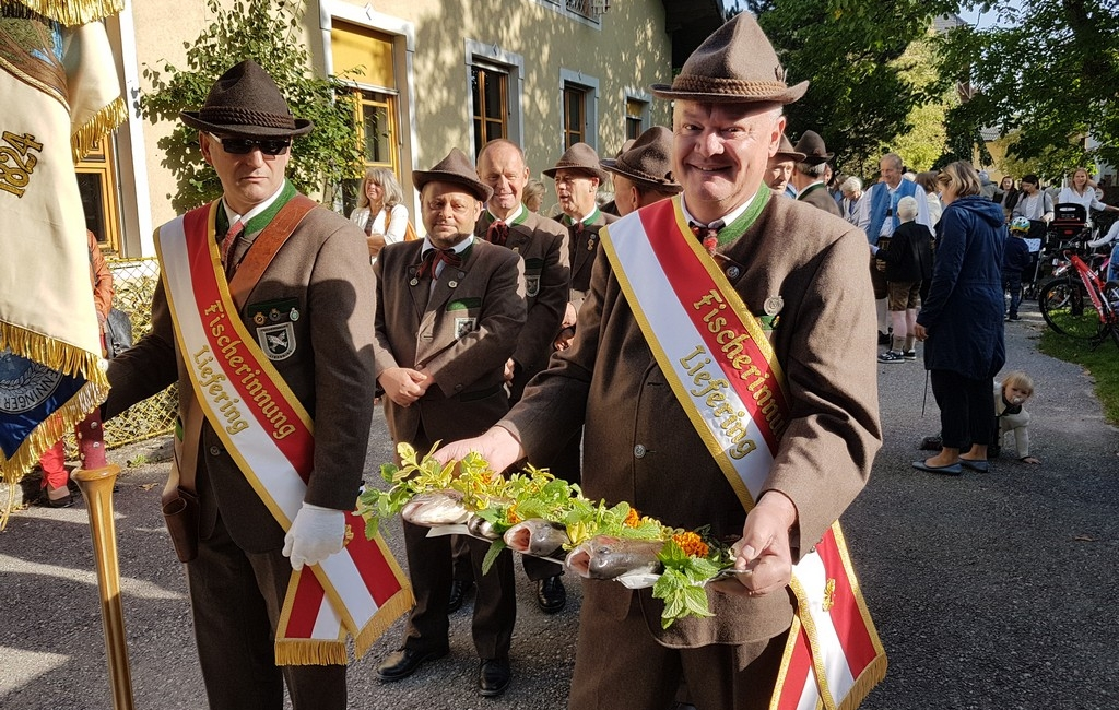 Erntedankfest in Liefering