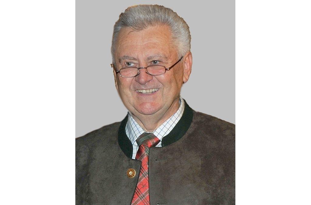 Trauer um Reinhold Priller